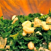 White Beans and Kale