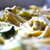 Creamy Dairy-Free Baked Pasta