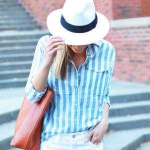 Loving the @madewell1937 spring collection! Come hang out with me…
