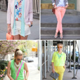 This Spring in Outfits