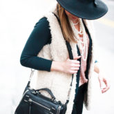 Winter Textures + Purse Giveaway