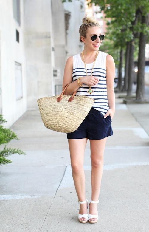 navy shorts 3