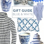 Gift Guide Blue and White