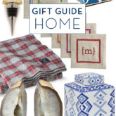 Holiday Gift Guide: Home