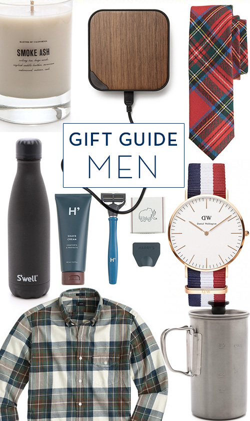 Holiday Gift Guide: Men - Lemon Stripes