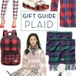 Gift Guide- Plaid