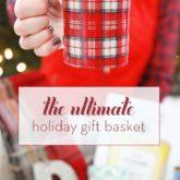 Pottery Barn Gift Basket Giveaway