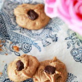 Paleo Peanut Butter Cookies