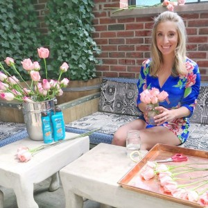 So excited to share my summer entertaining video with you…