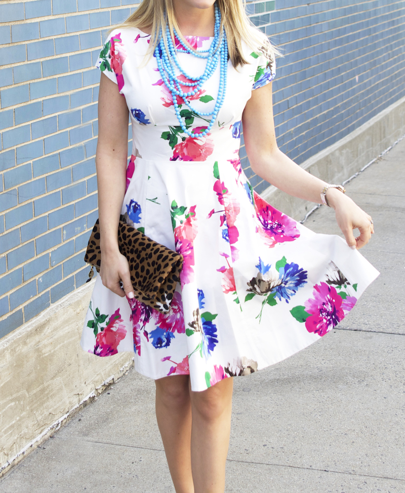 Floral and Leopard
