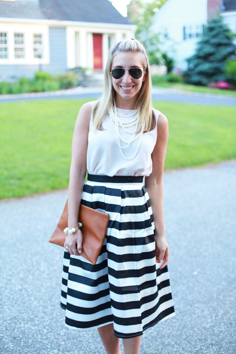 Elegant Summer Skirt