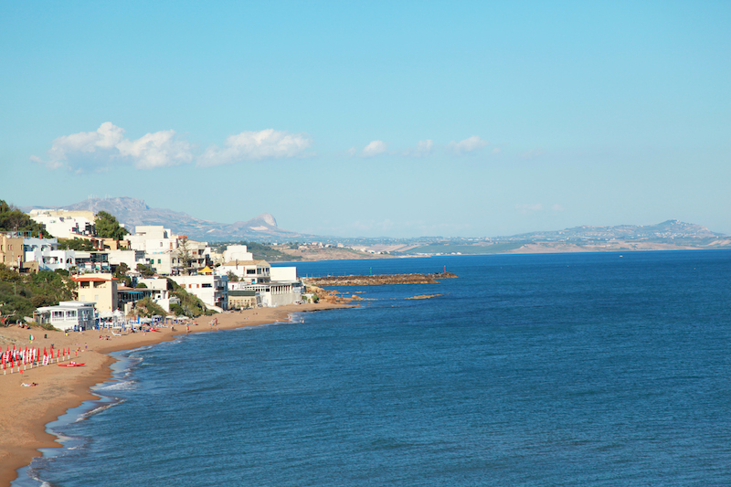 Sicily Beach