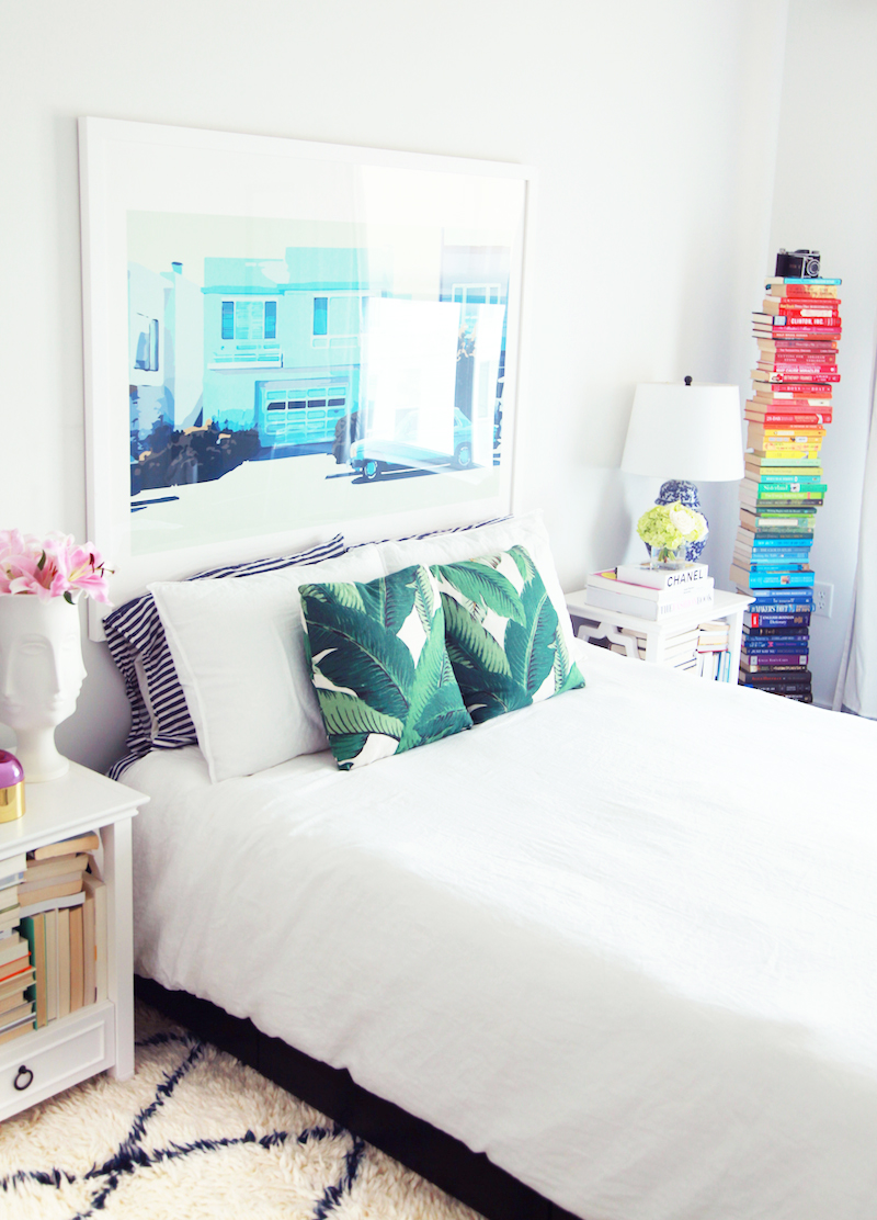 Colorful Guestroom