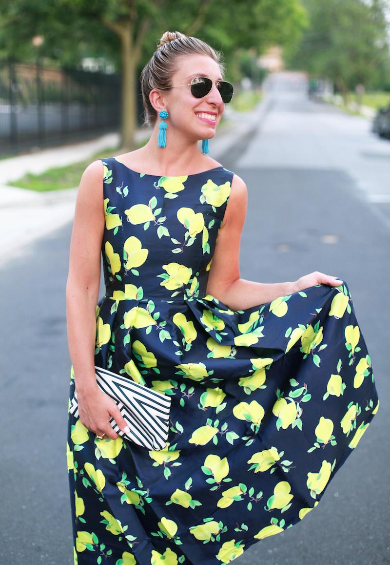 Lemon-Dress