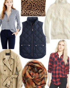 Need some ideas for fall basics? Shop my list ofhellip