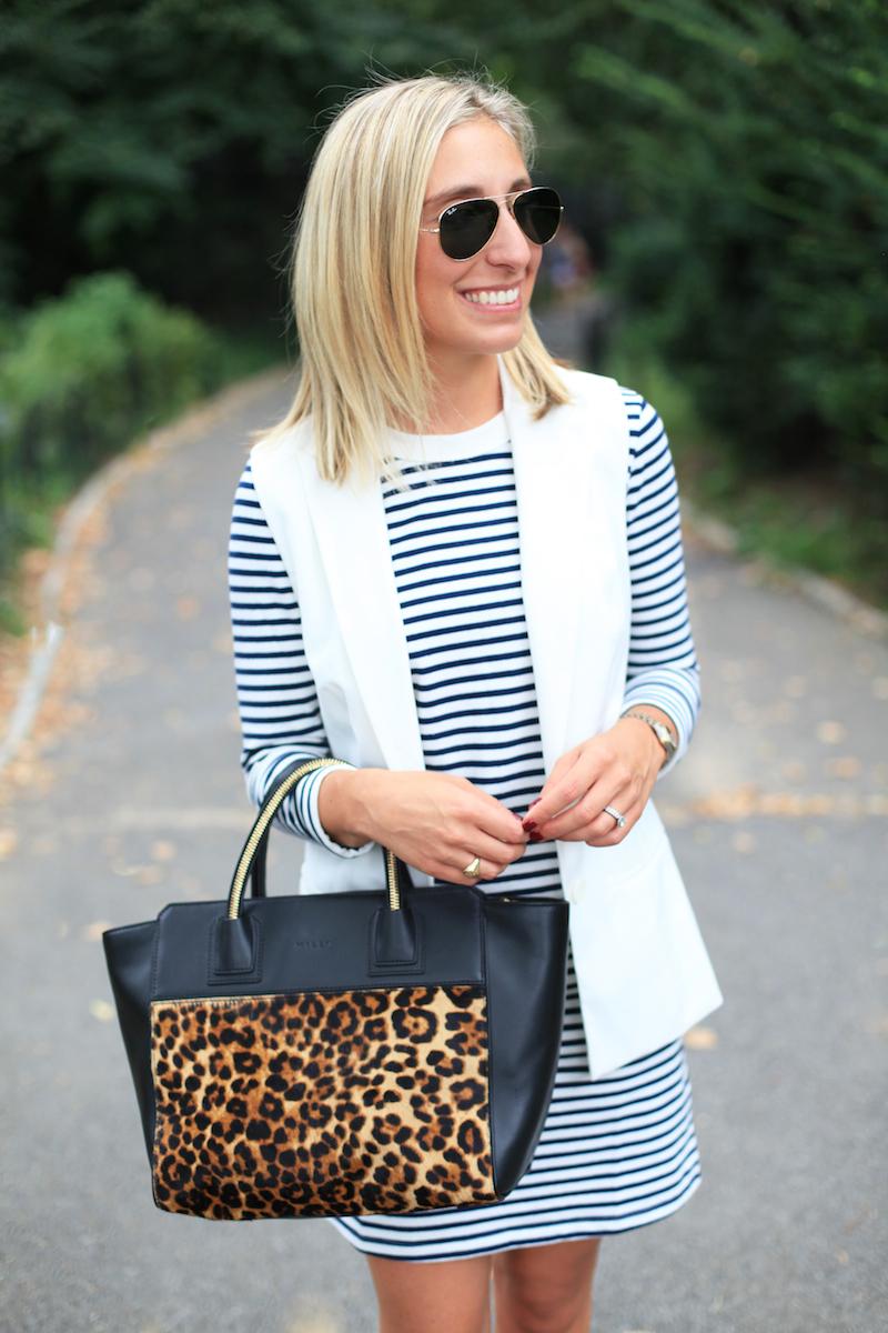 Cute Striped Dressl
