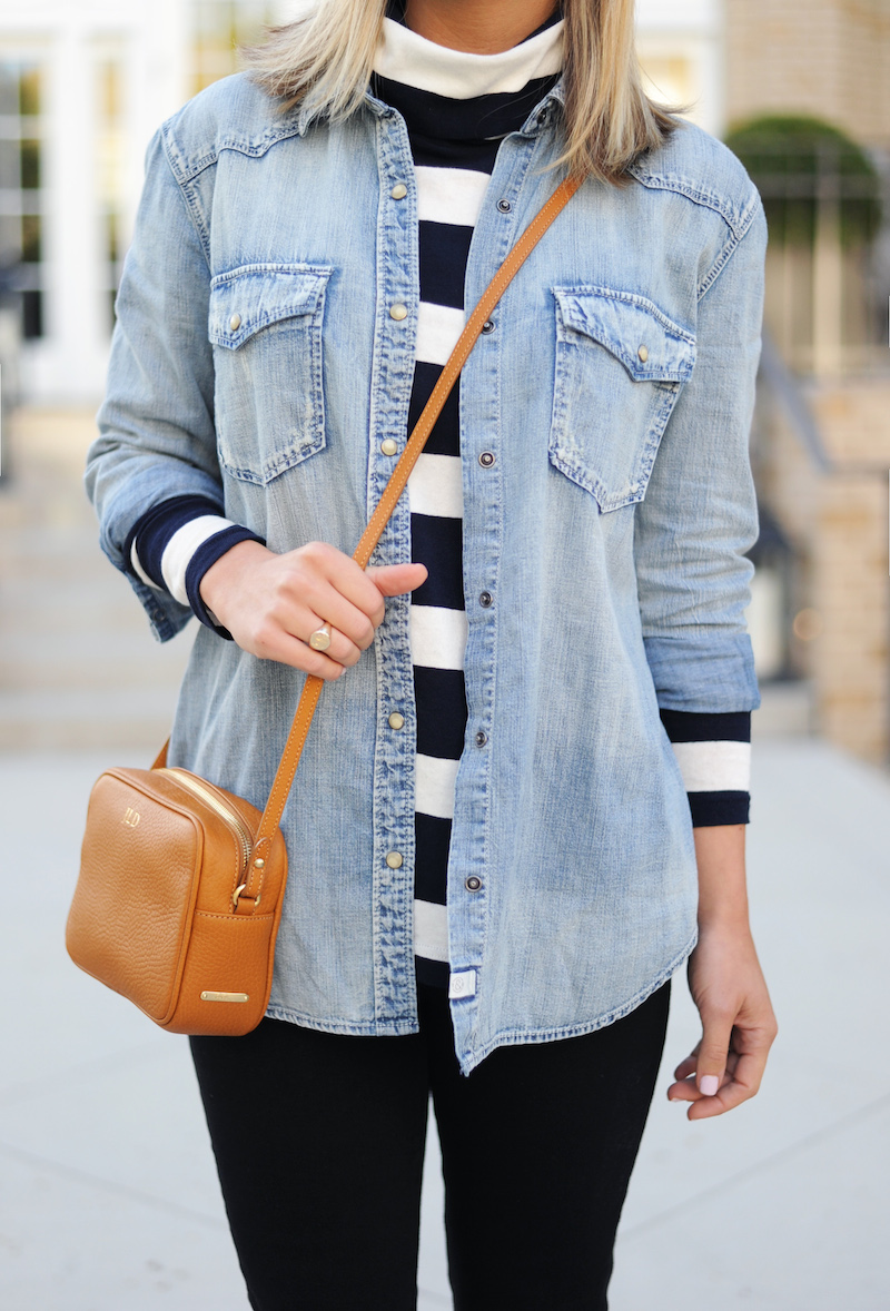 Stripes and Chambray