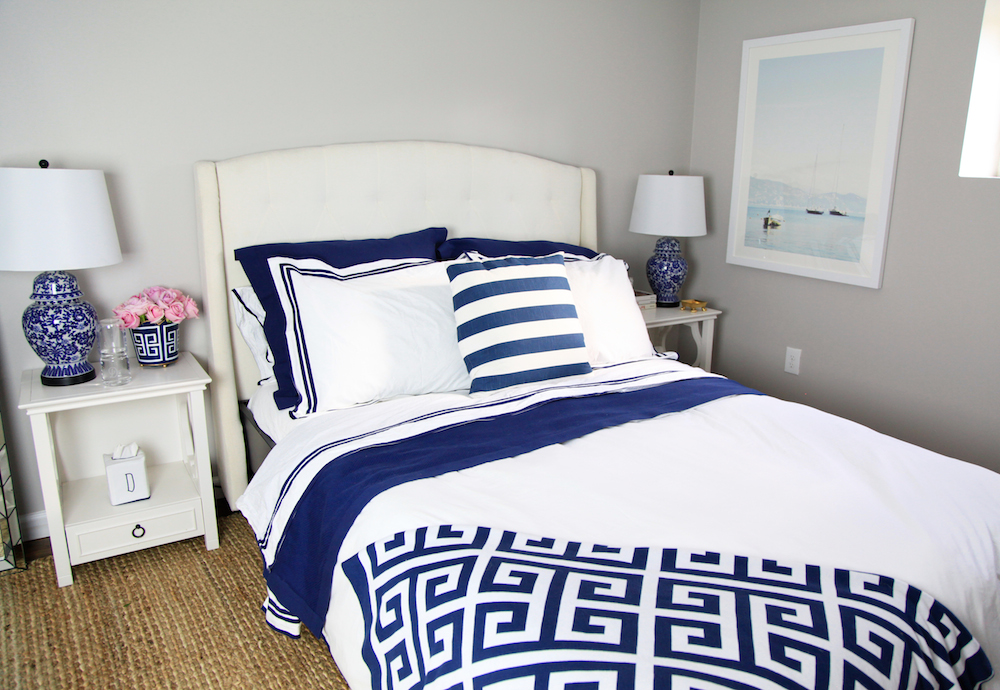 Nautical Guest Room