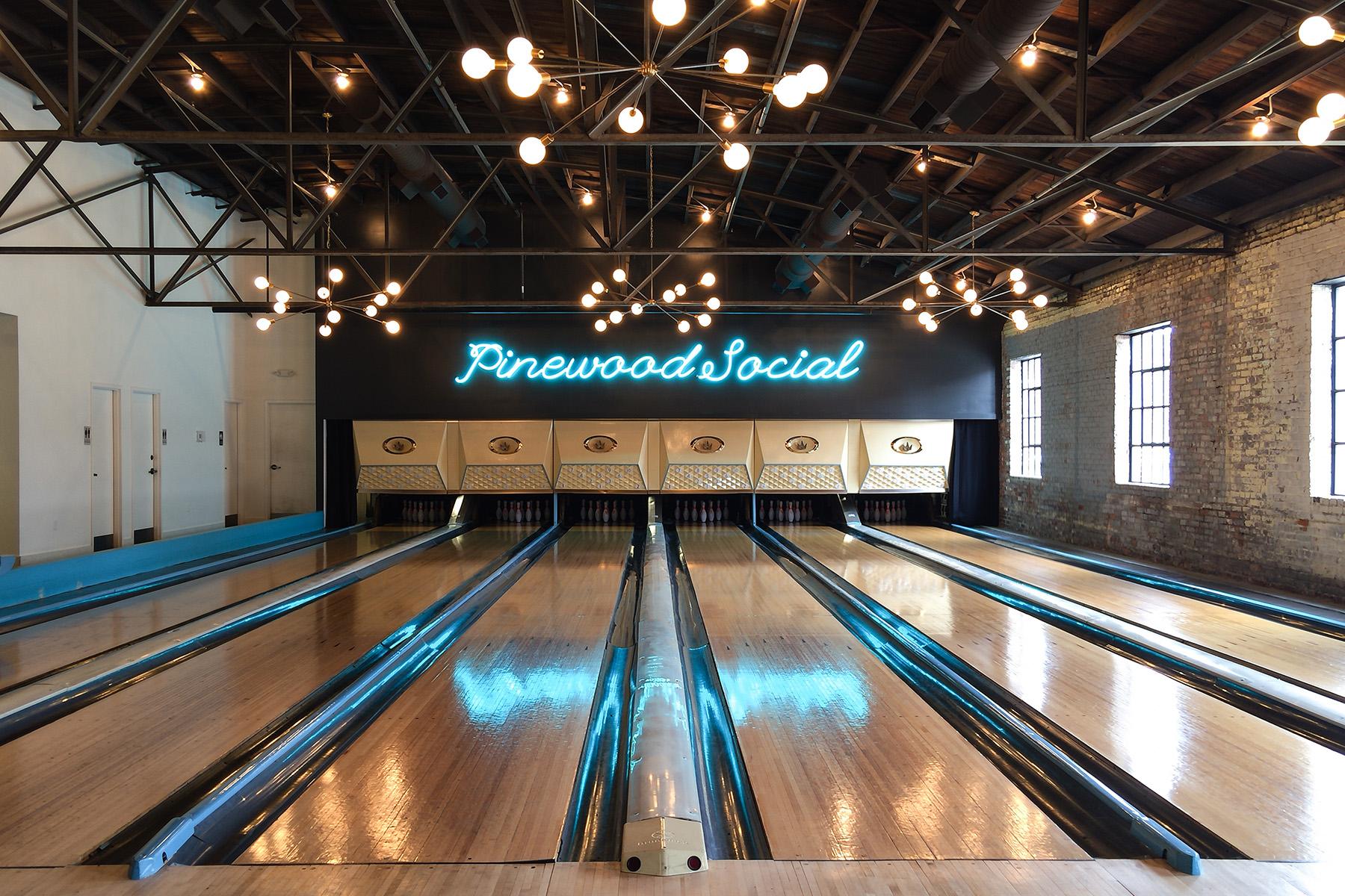 Pinewood Social Club