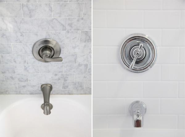 Bath Fitter Shower Fixtures