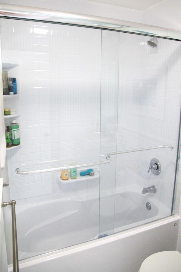 Bath Fitter Tub Glass Doors