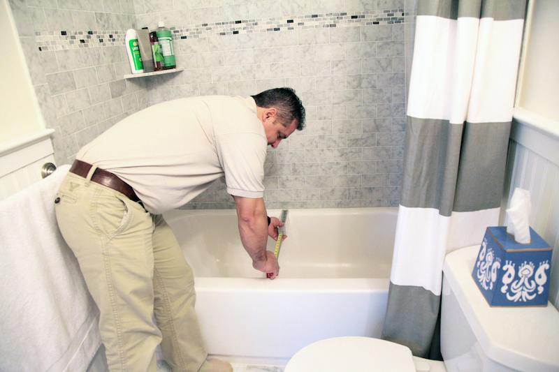 Bath Measurements