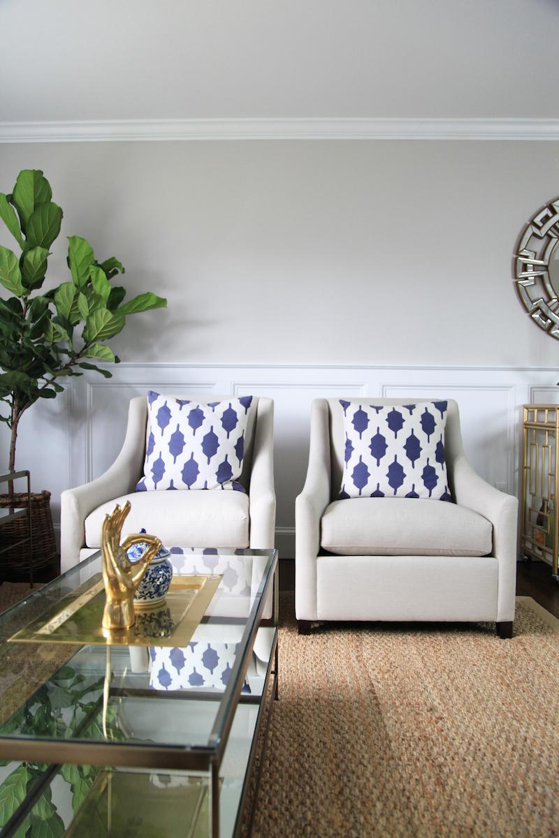 Living Room: Formal Living Room