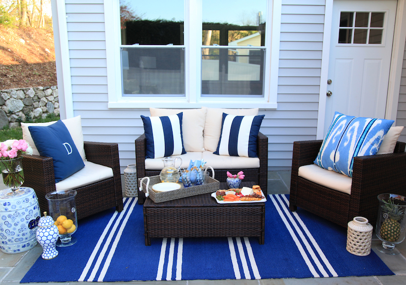 Outdoor furniture with wayfair for Outdoor furniture wayfair