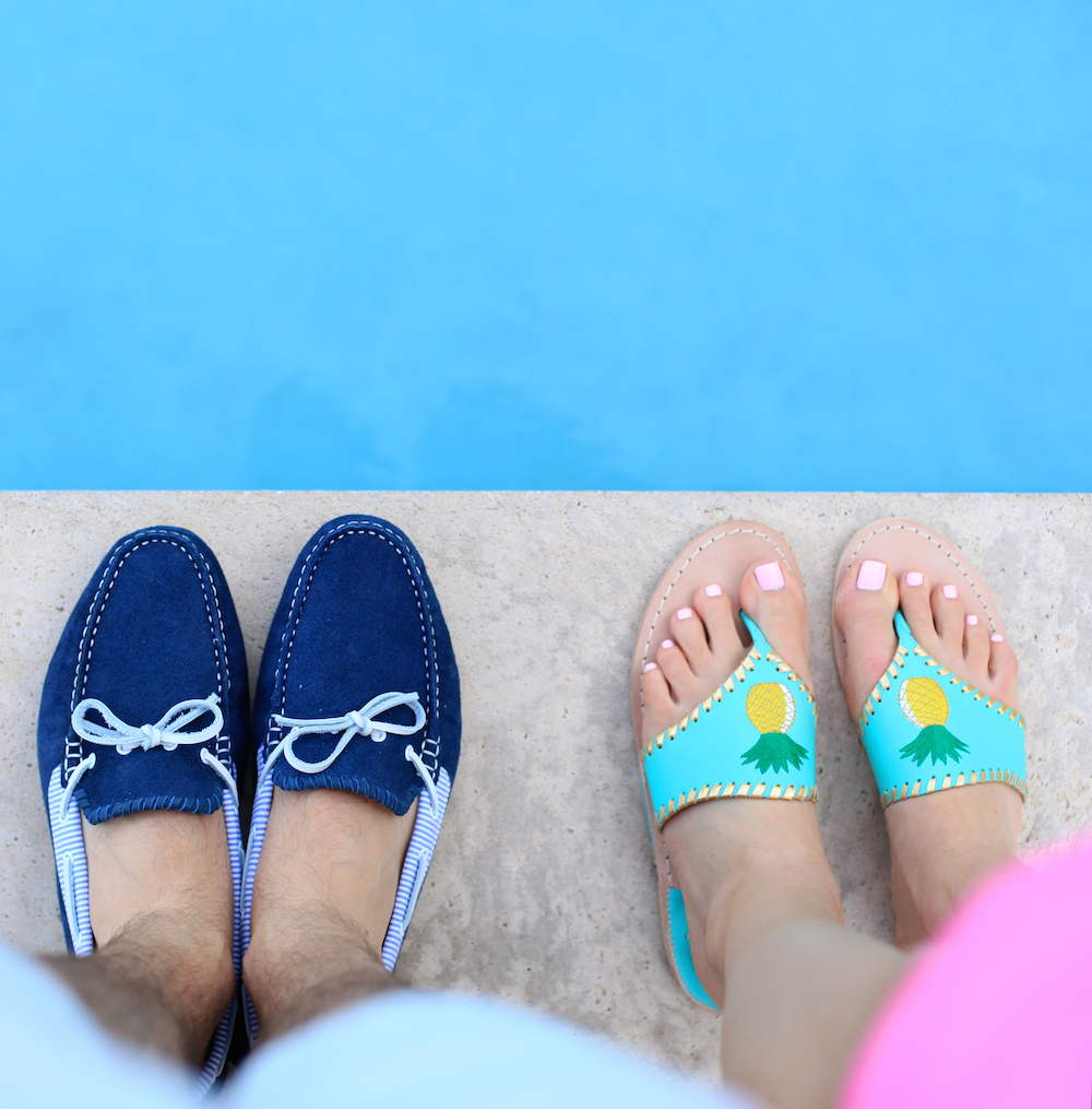 Jack Rogers His and Hers