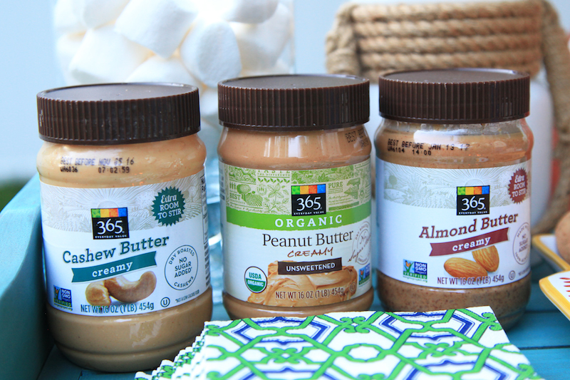 Whole Foods Nut Butters