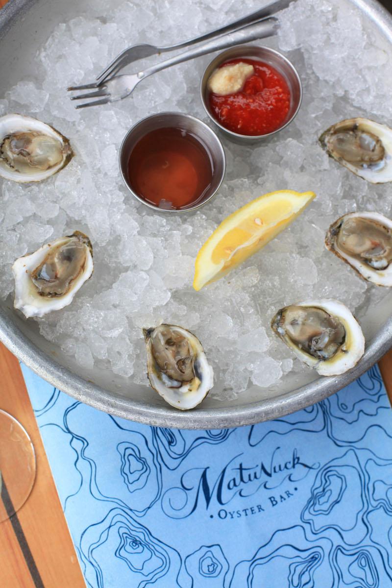 Matunuck Oysters