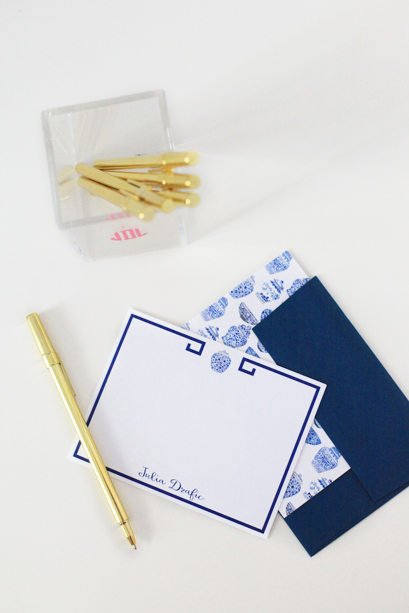 when to send a thank you note lemon stripes thank you notes