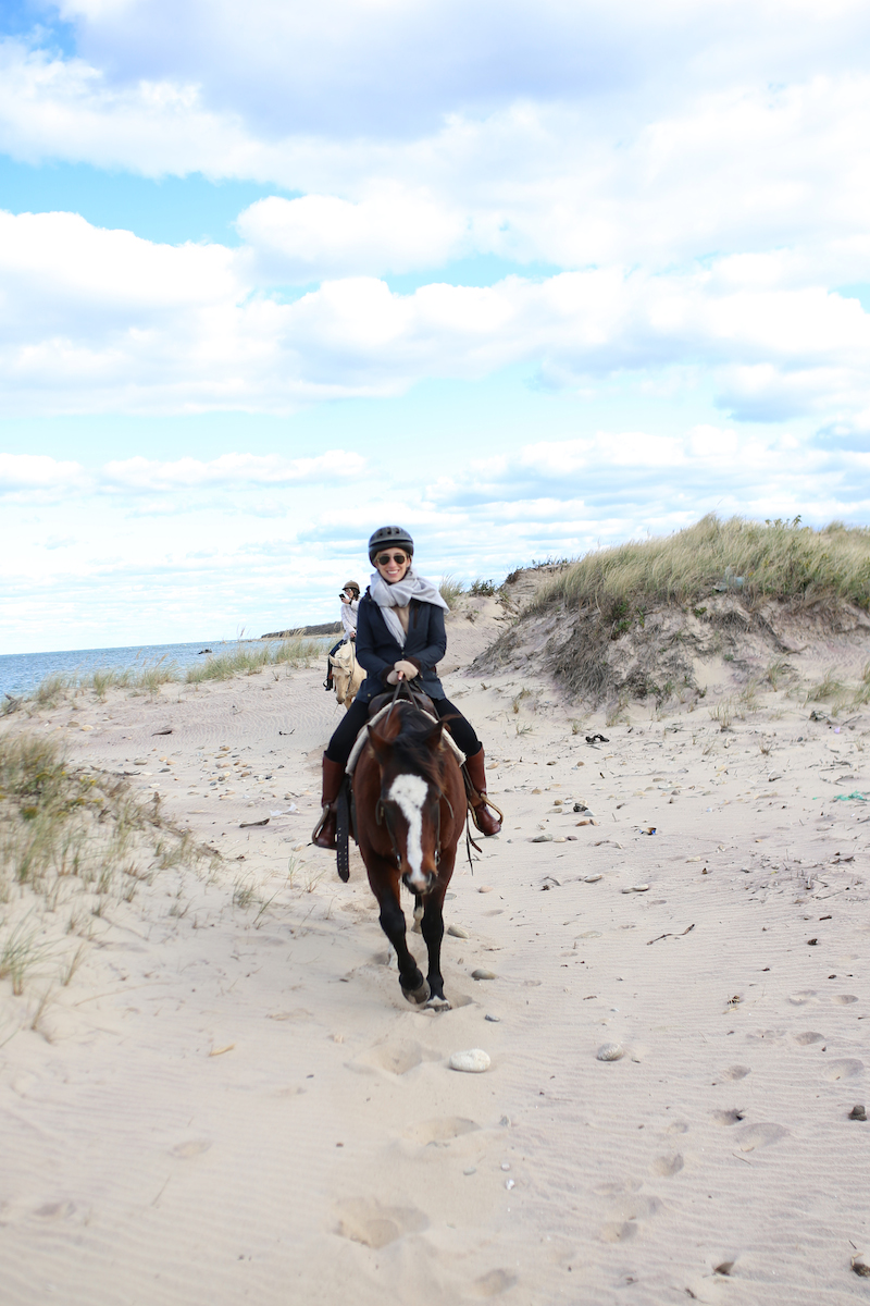 Horseback Riding in Montauk