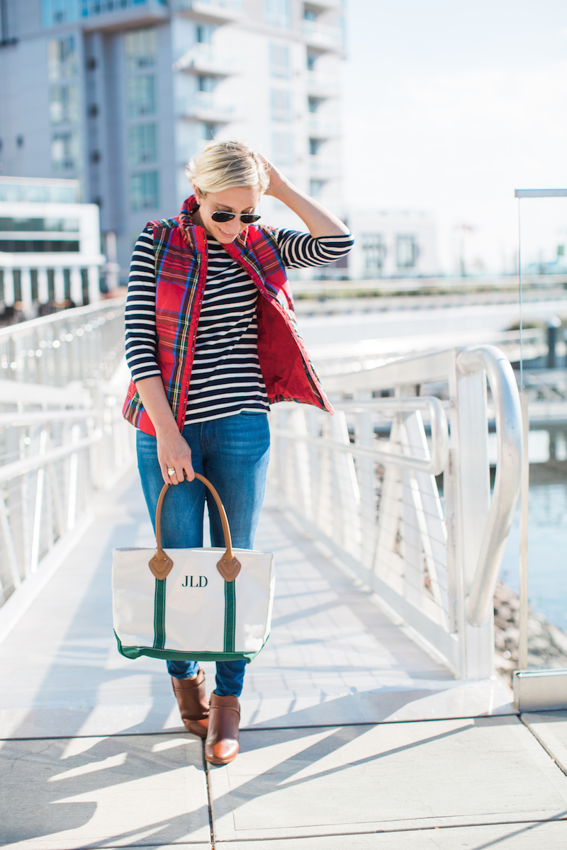lemon-stripes-in-a-lands-end-vest