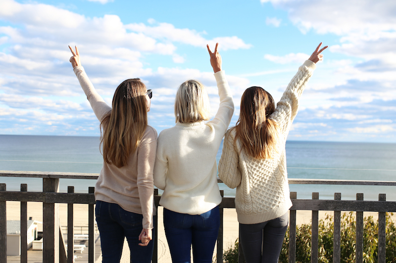 Montauk Girls Trip