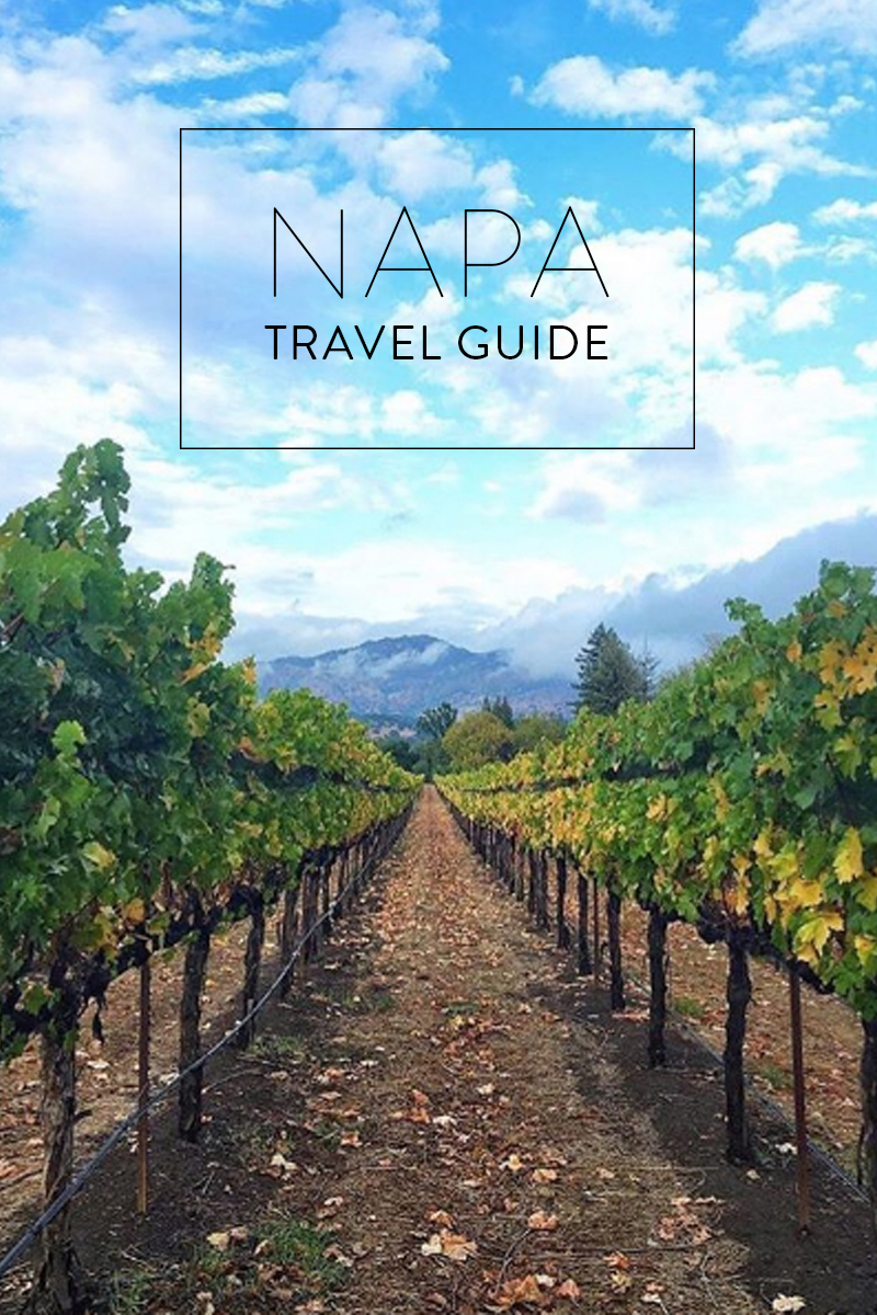Napa Travel Guide