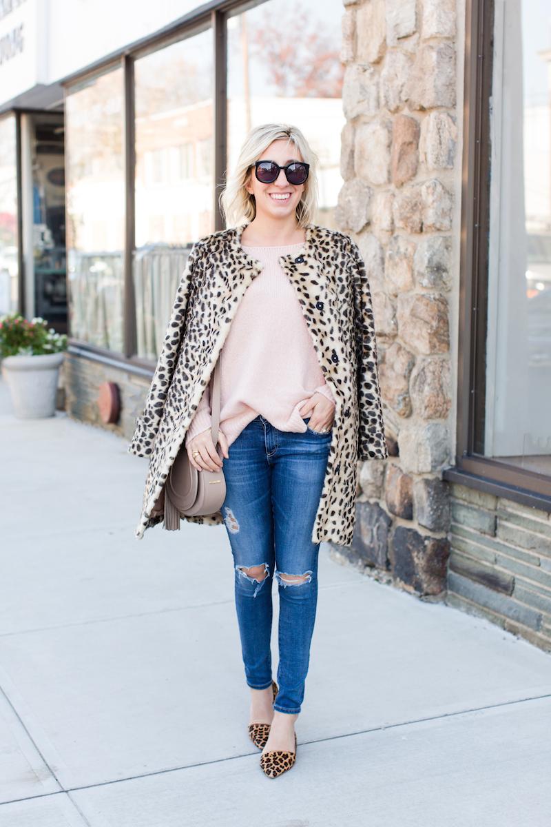 leopard-coat