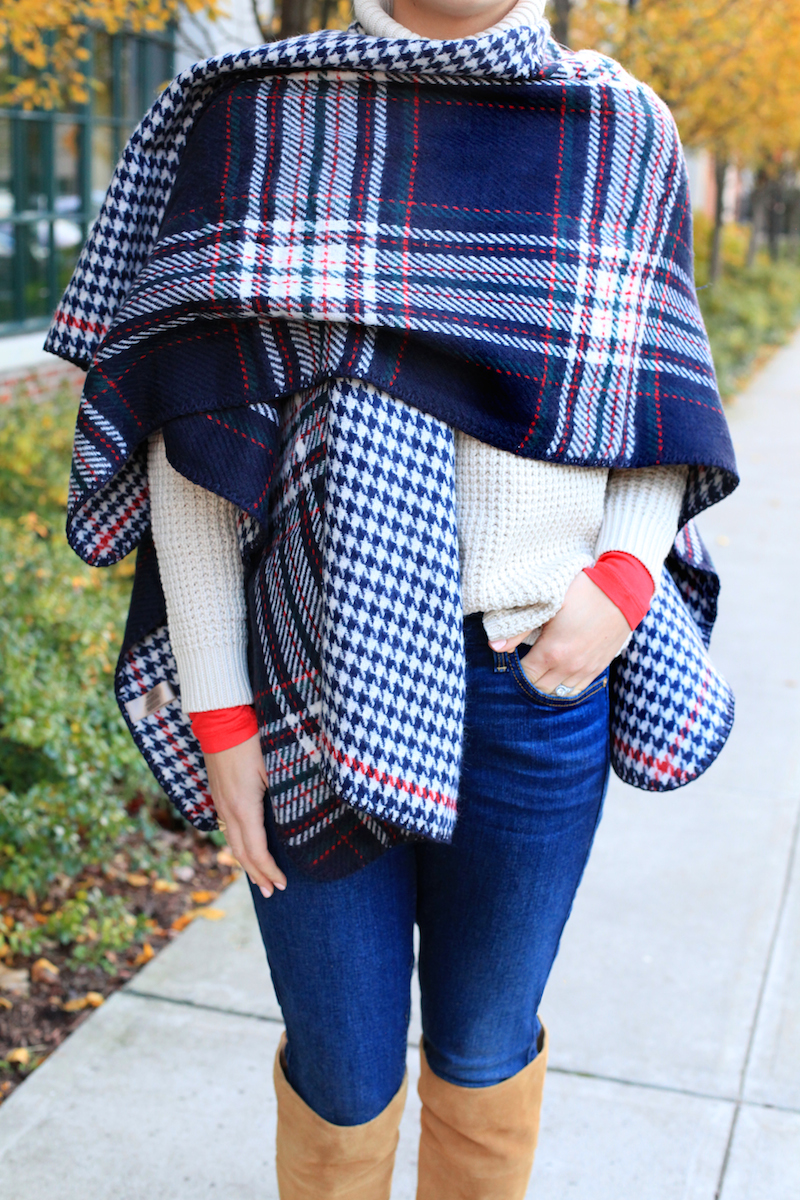 Tuckernuck Plaid Scarf