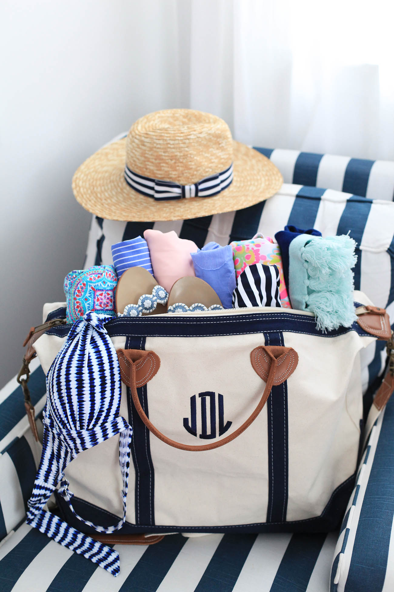Sarasota Packing List