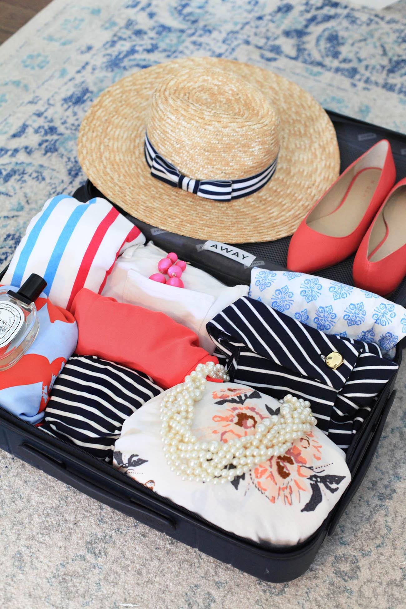 Charleston Packing List