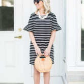 Striped Dresses for Spring
