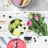 Three Acai Bowl Recipes