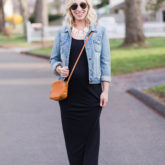 Black Maxi Two Ways