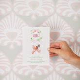 Amalia's Baby Announcements