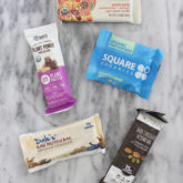 5 Nutritionist Approved Protein Bars