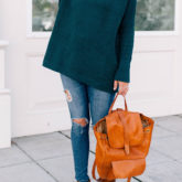 The Coziest Sweater for Fall