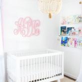 Amalia's Nursery a Year Later