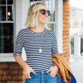 J.Crew High-Waisted Jeans