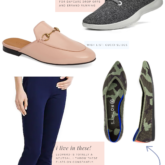 My Favorite Comfortable Flats