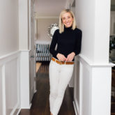 Rewear It: J.Crew Black Turtleneck